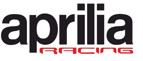 Aprilia Racing tank decal