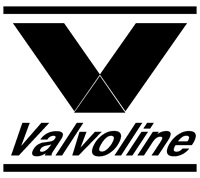 Valvoline decal