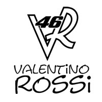 Valentino Rossi Decal