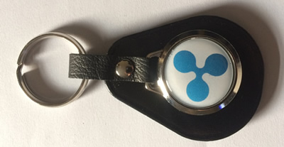 Ripple Key Ring