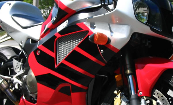 Honda Wing Graphic Body Kit