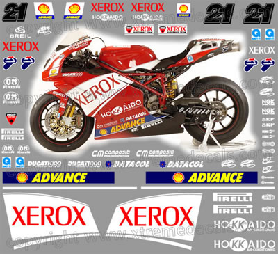 Graphics And Stickers Decals For Ducati Ducati Sponsor Kits